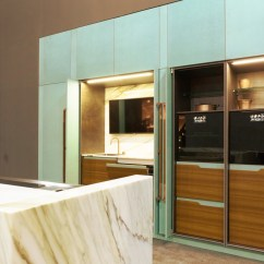 Lg Kitchen Suite Island Legs Debuts Signature In Europe At Milan Design Week Poised To Tap Into Lucrative European Market With Luxury Home Appliance Line