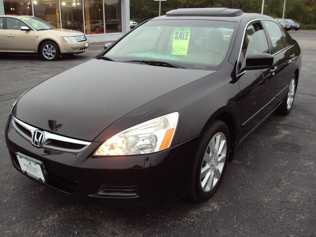 2006 Honda Accord Exl Exl Stock # 1493 For Sale Near