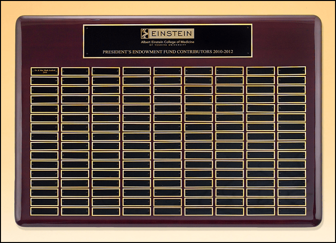 Perpetual Plaque P4500