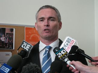 Australia: Escorts and campaign funds 'put on Craig Thomson's card'