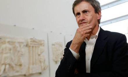 Italy: A former mayor of Rome was sentenced to six years in prison.