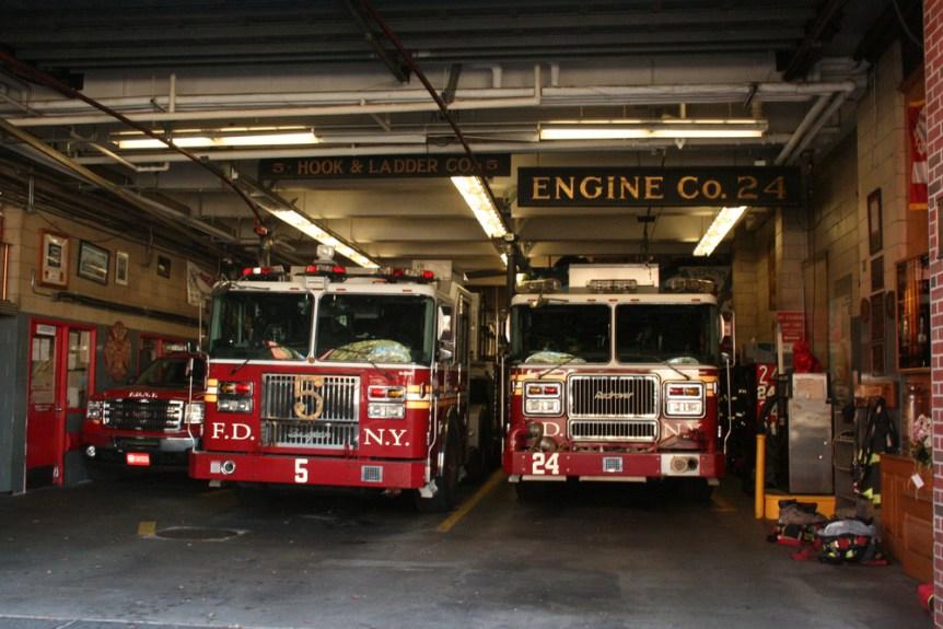 fire truck business