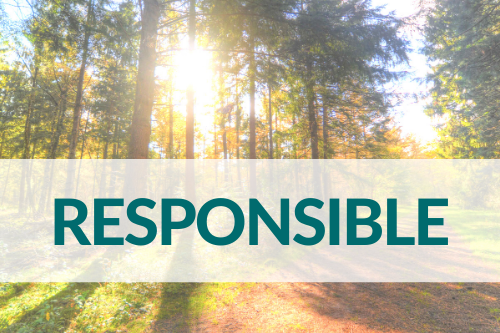 committed to our responsibility