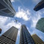 plane-skyscrapers