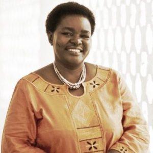 Victoria Kisyombe Social Entrepreneur and SELFINA founder