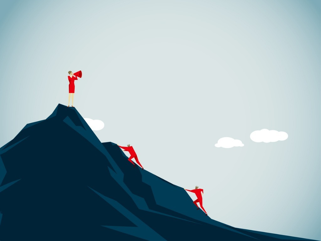 Mastering the Motivation Mountain - Executive Secretary