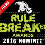 The Rule Breaker Awards for Entrepreneurs 2016