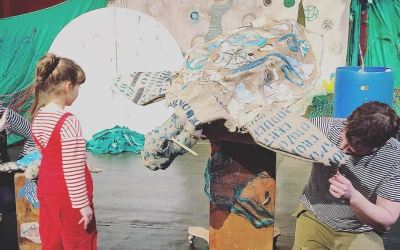 Guest Blog: The Makeshift Ensemble on I Am Turtle