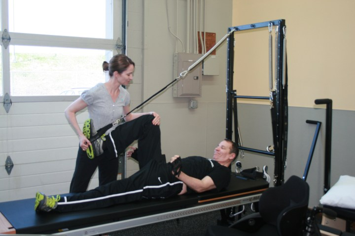 Physical Therapy at ExercisAbilities