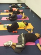 Genesis - Post Abs Blast stretch - Crop