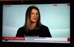 Julia Scodie - Sky News Interview