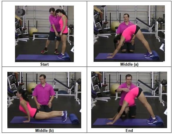 Downward Dog Position BEST Yoga Pose For Your Back