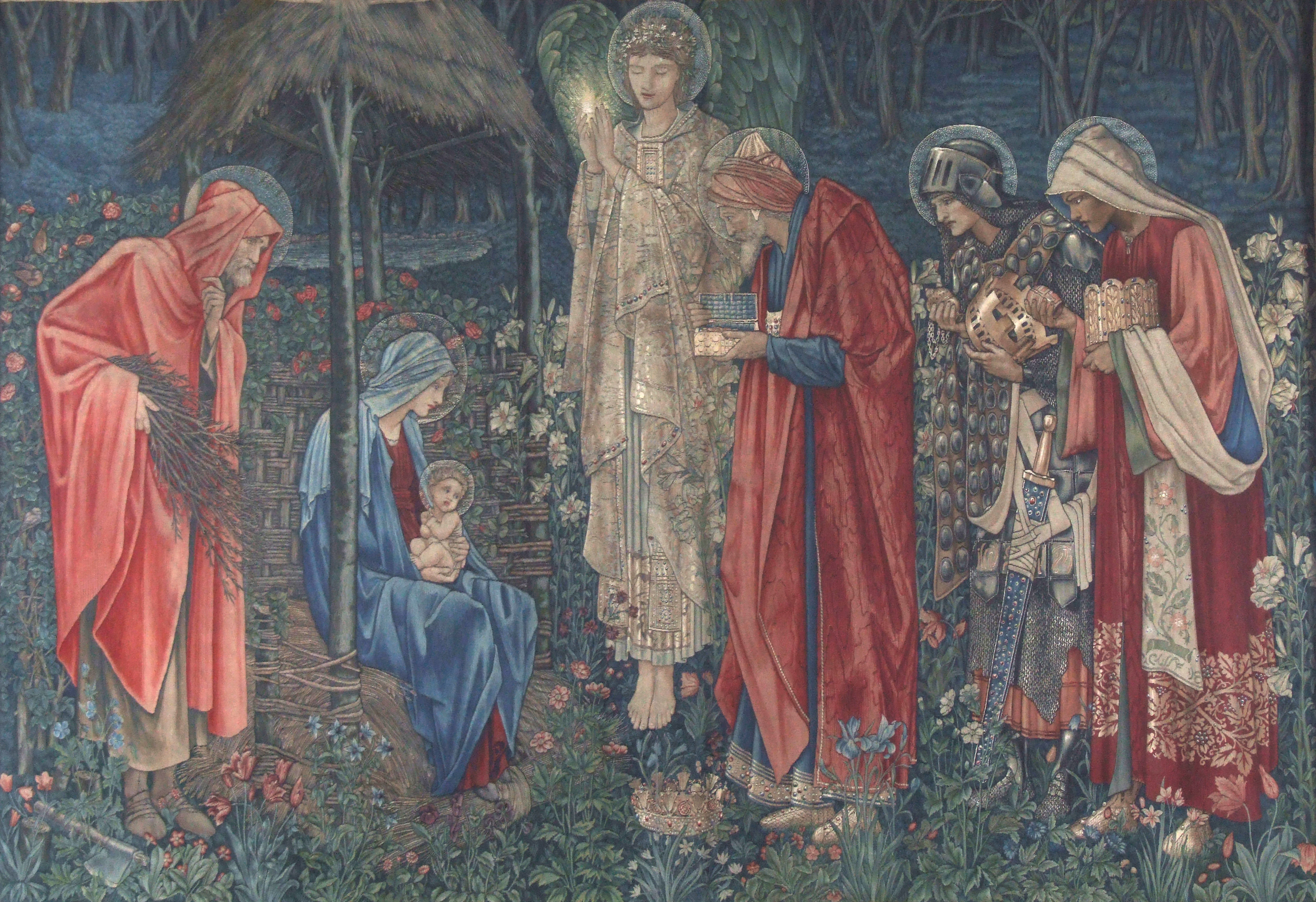 Week 97 William Morris And Exeter College Exeter