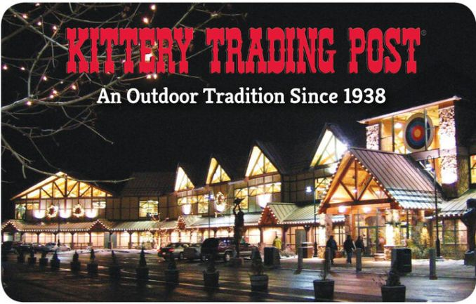 $500 Gift Card from Kittery Trading Post