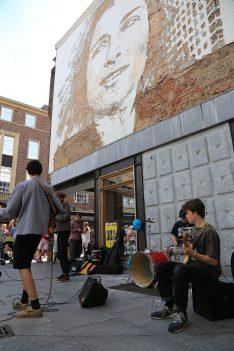 Exeter Street arts
