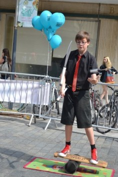 James The Juggler