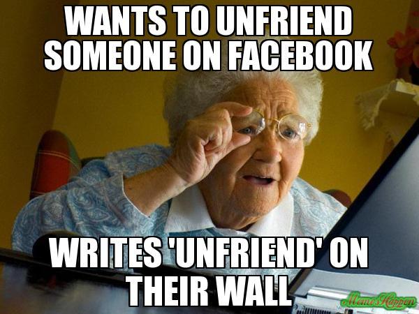 Memes Funny Friend Request Facebook
