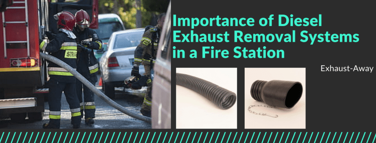 fire station diesel exhaust removal