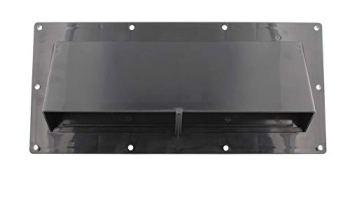 Heng S J116bk C Range Vent Exhaust Cover Black Exhaust Hood Exhaust Fan Systems