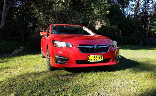 small resolution of our road test vehicles were provided by subaru australia to find out more about the 2017 subaru impreza 2 0 l and 2 0 s contact your local subaru dealer