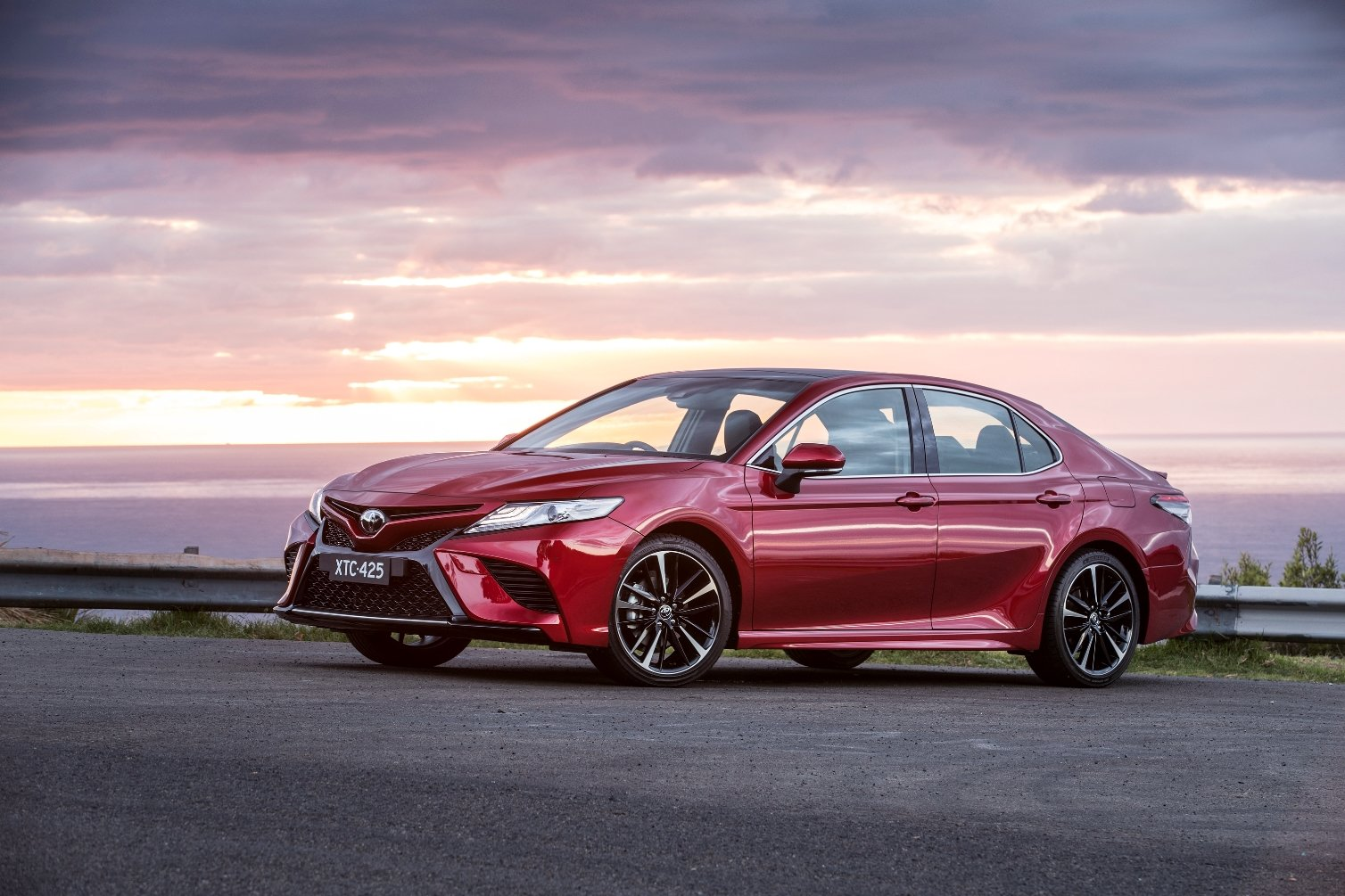 all new camry 2018 australia black five stars for