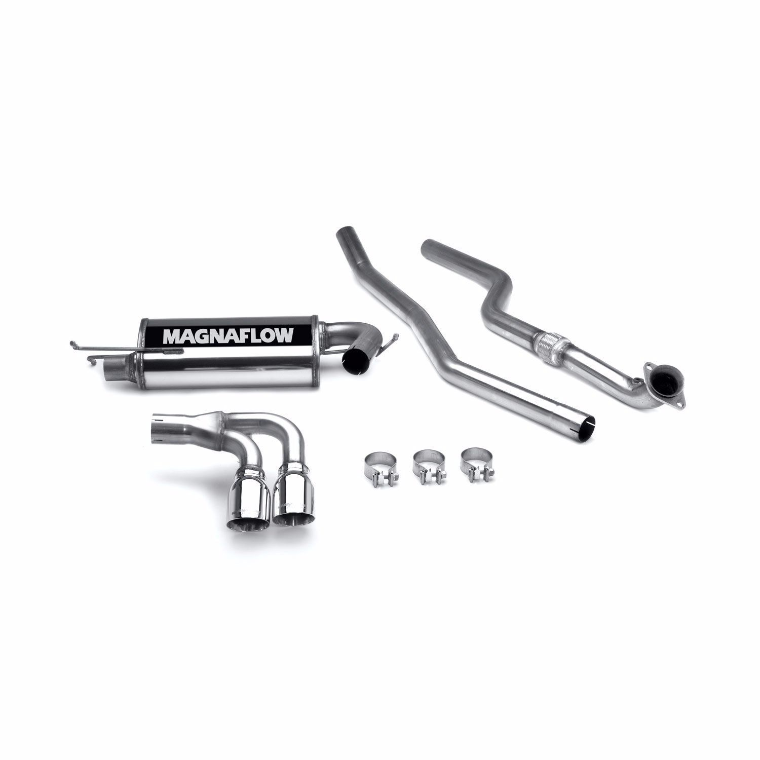 Magnaflow Street Series Cat Back Exhaust