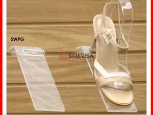 SWPG Exhibidor de acrilico para zapato