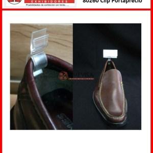 80260 Clip Portaprecio