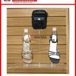 C23 Exhibidor de Acrilico Calzado y Bolsa