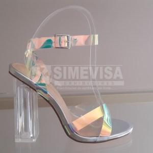 exhibidor de acrílico para zapato