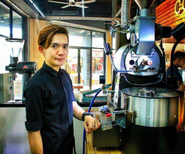 KoffeeArt Roastery 01