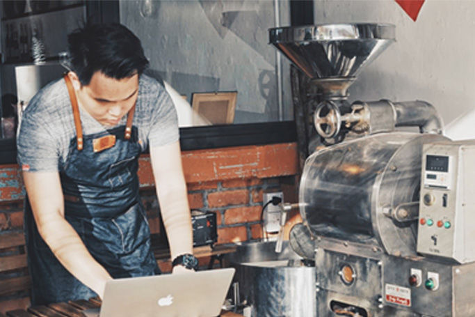 Roaster Story 9 : Soon Specialty Coffee