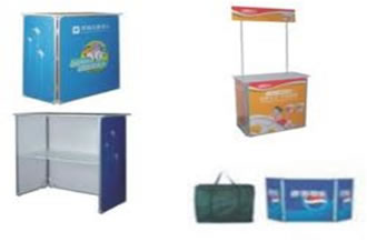 Promo Table, Promotion Table, Promotion Counter