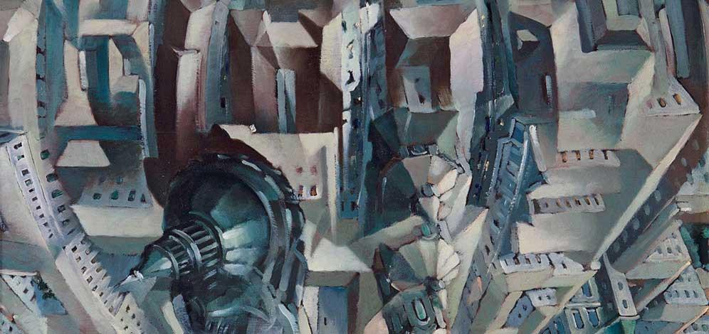 Italian Futurism 19091944 Reconstructing the Universe