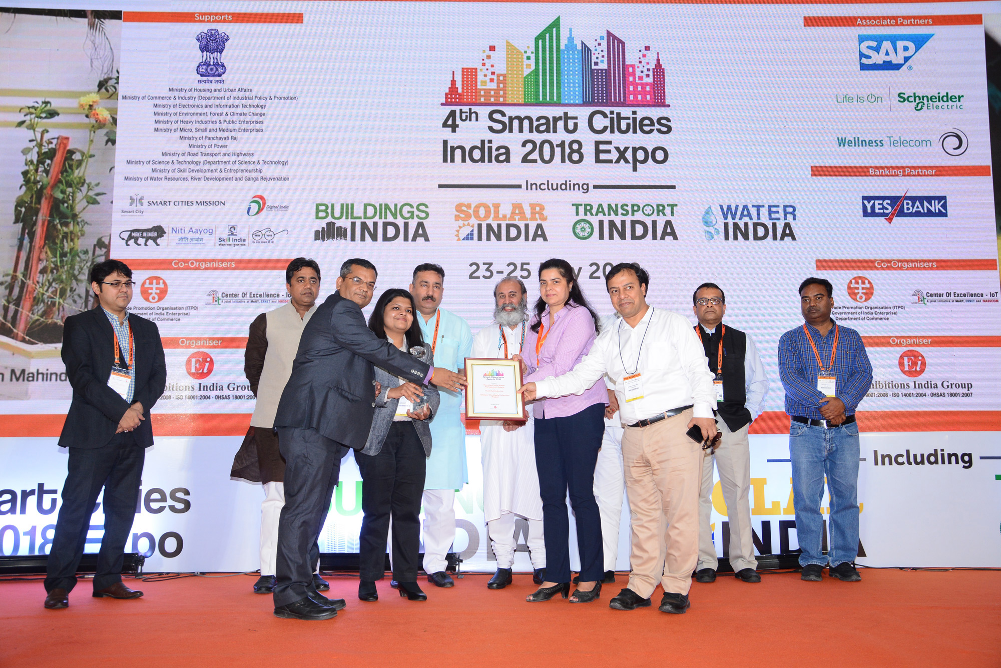 4th Smart Cities India 2018 Expo Spotlight On Housing For All