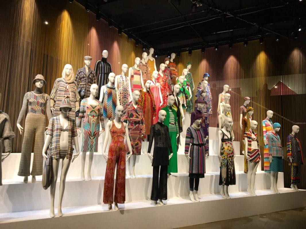 Missoni Art Colour Fashion And Textile Museum