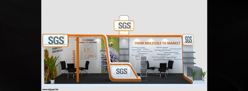 Pharmaceutical Exhibition Stall Designer