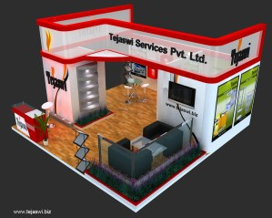 3d Exhibitiion Stall Design Layout