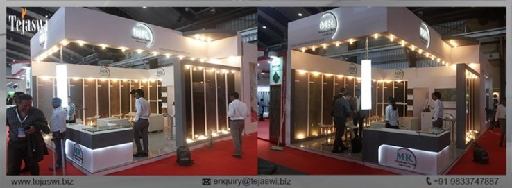 Exhibition Stall Design Industrial & Manufacturing Exhibition Stall Design