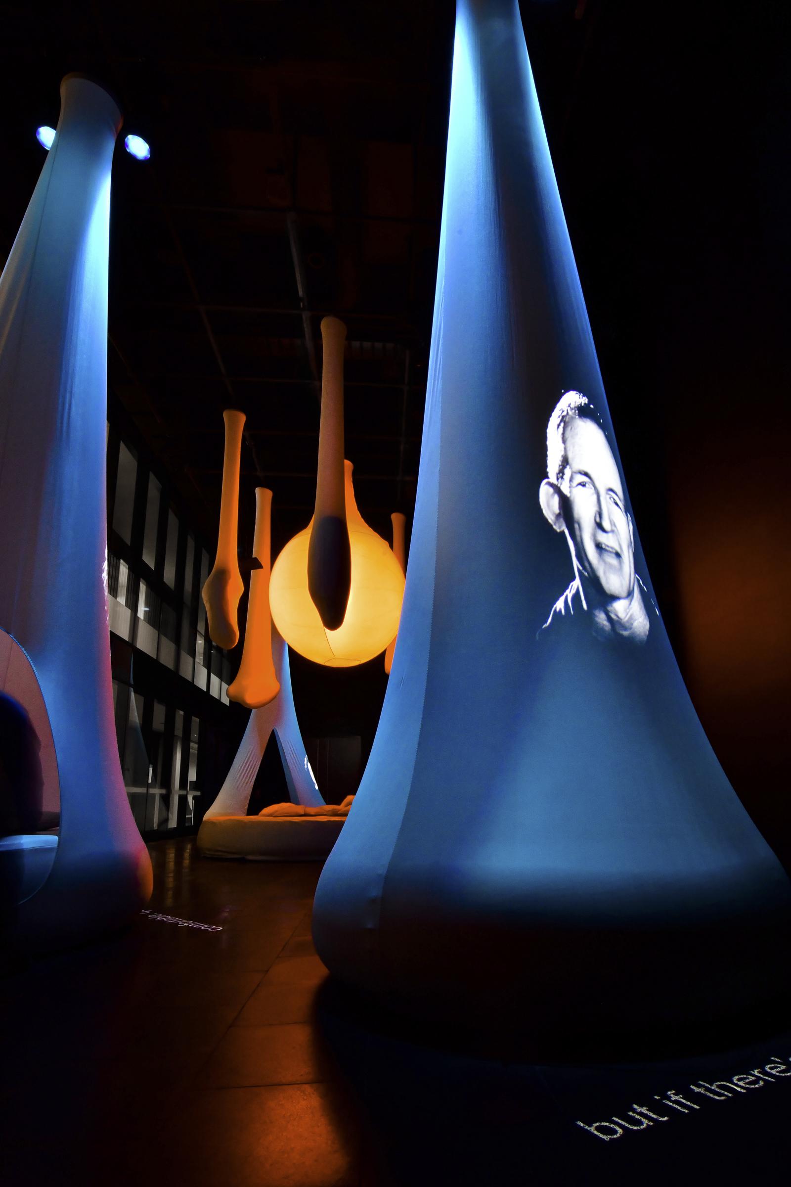 MOD. Sleep Ops Exhibition Image 4
