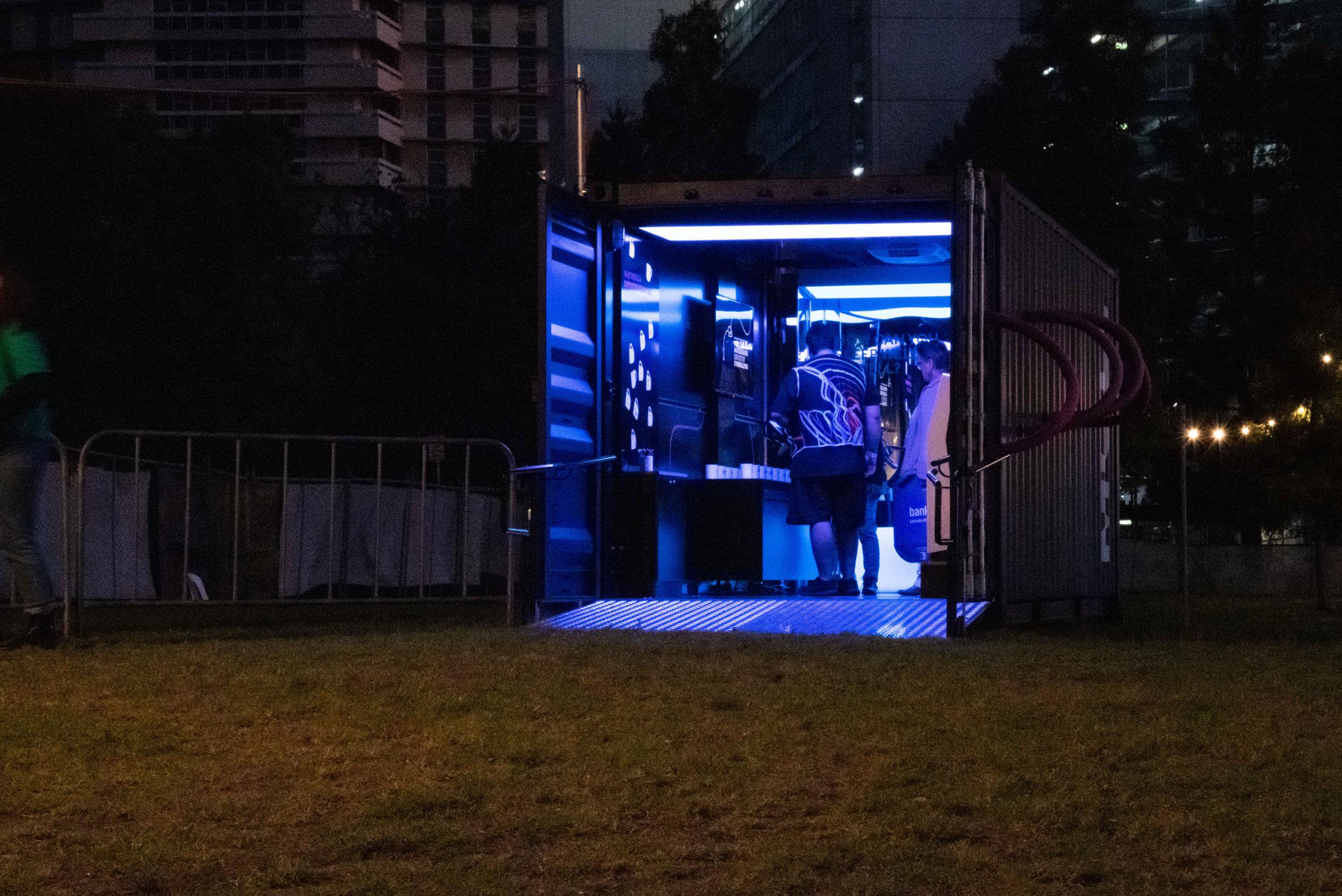MOD. Sleep Ops Travelling Exhibition Image 3