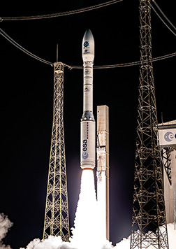 Seven Subsystems Launched on VV16, September 2020