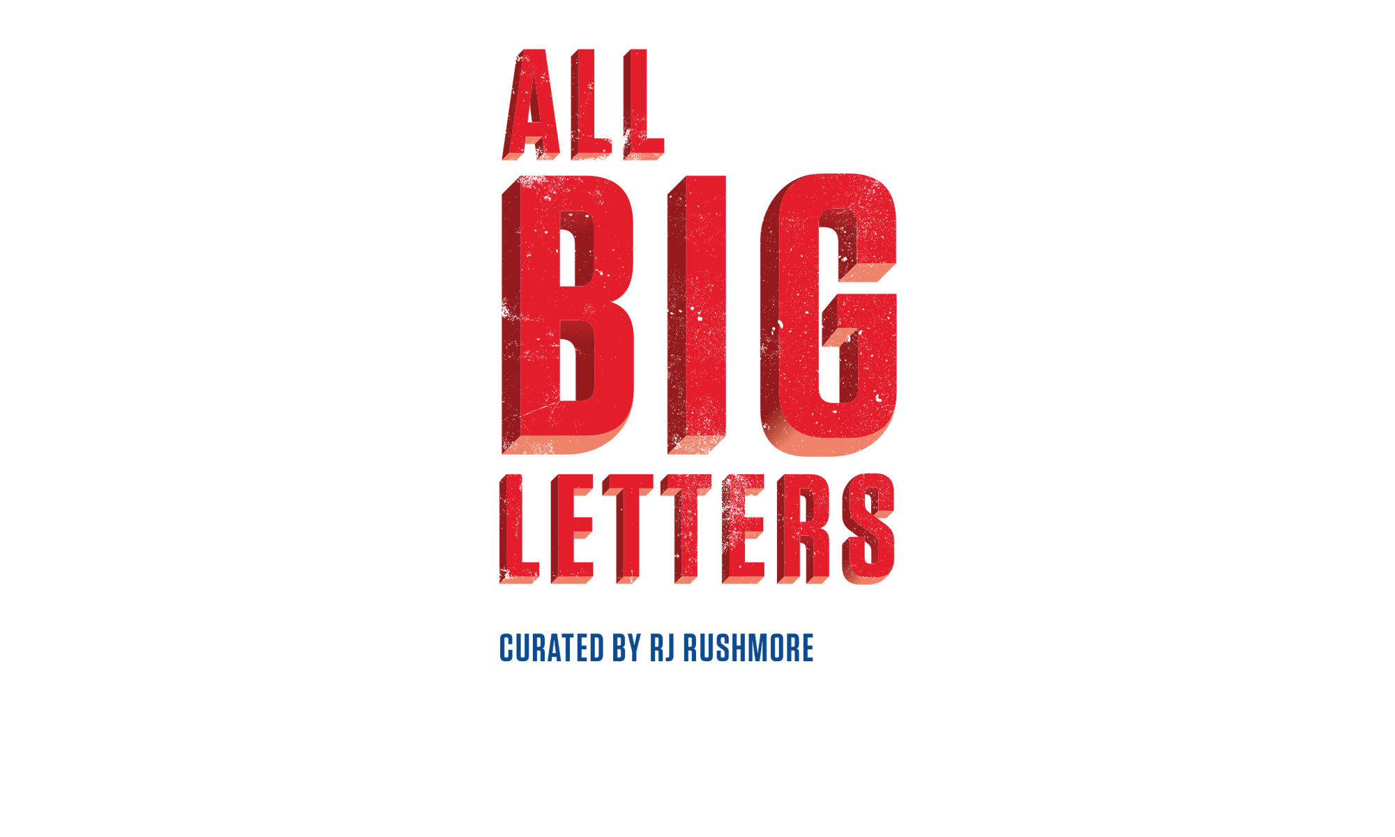 hight resolution of all big letters