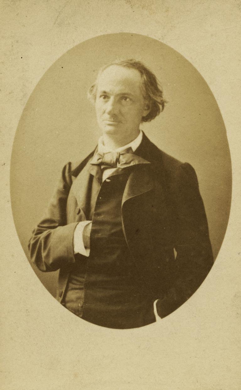Photograph of Charles Baudelaire  Les Fleurs du Mal  The Book as Art Beautiful Books