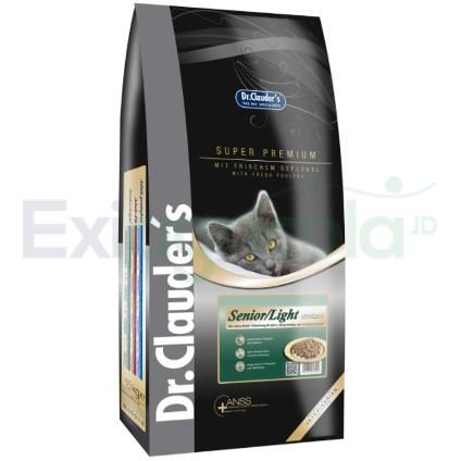 Clauders light gato exiagricola