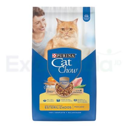 CAT CHOW DEFENSE ESTERILIZADOS