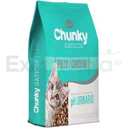 Chunky gaticos exiagricola