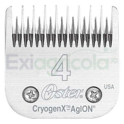 CUCHILLA #4 oster exiagricola