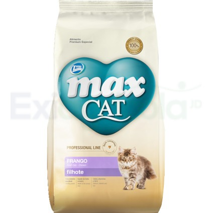 MAX CAT FILHOTES PROFESSIONAL EXIAGRICOLA