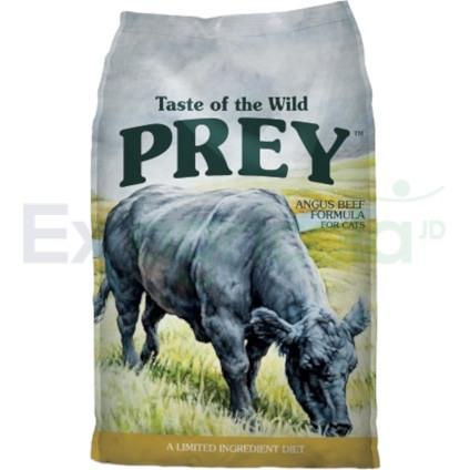 taste of the wild prey angus cat exiagricola